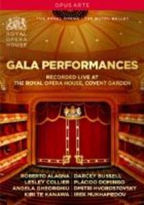 Gala Performances als DVD