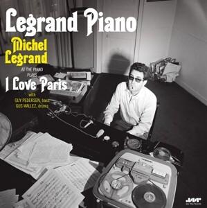 Legrand Piano (Ltd.Edt 180g Vinyl) als Sonstiger Artikel
