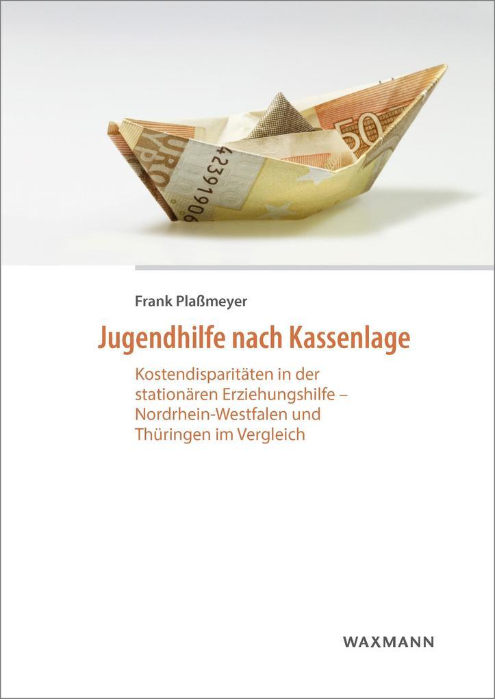 Jugendhilfe nach Kassenlage als eBook pdf