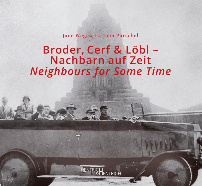 Broder, Cerf & Löbl als Buch (kartoniert)