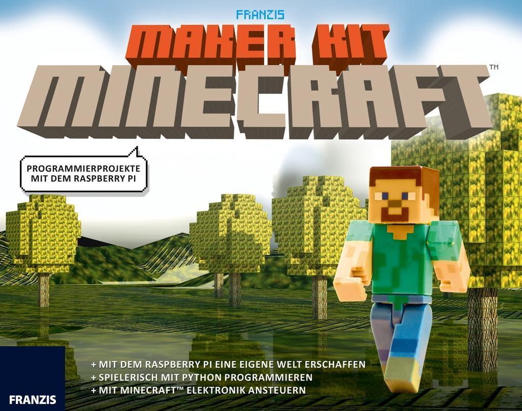 Franzis Maker Kit - Minecraft als Sonstiger Artikel