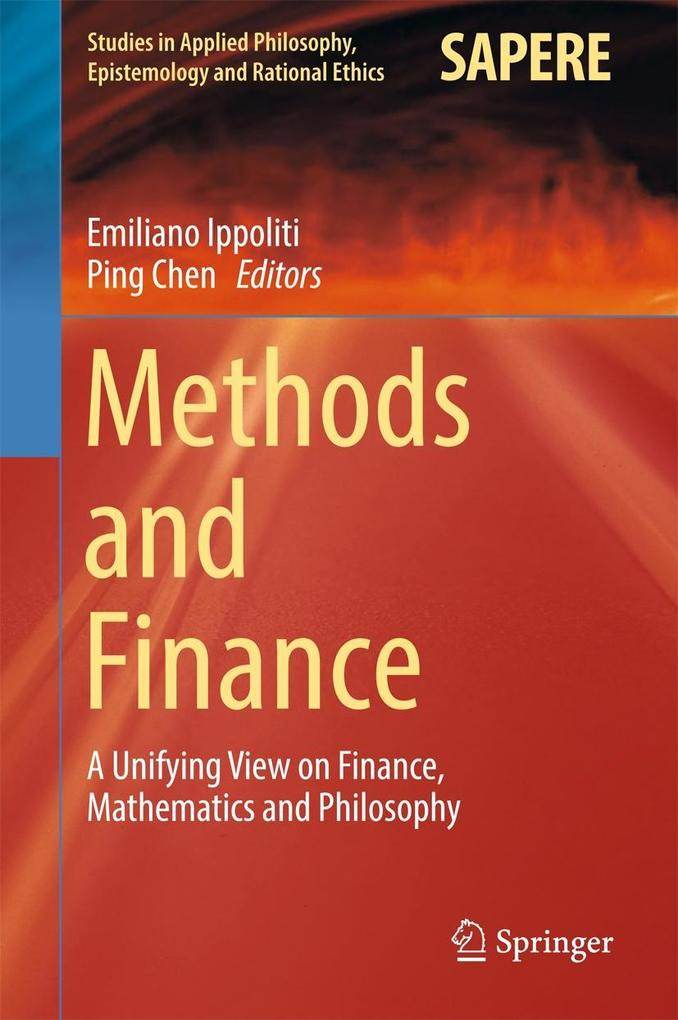 Methods and Finance als eBook pdf