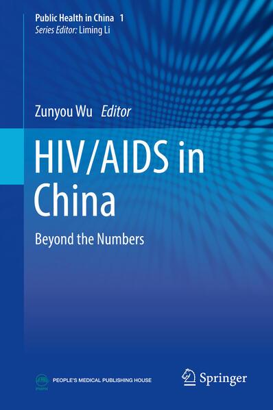 HIV/AIDS in China als Buch (gebunden)