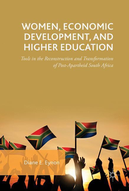 Women, Economic Development, and Higher Education als Buch (gebunden)
