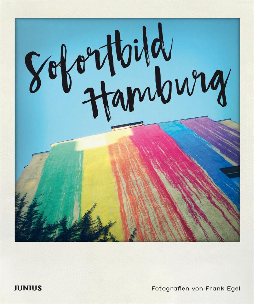 Sofortbild Hamburg als Buch (gebunden)