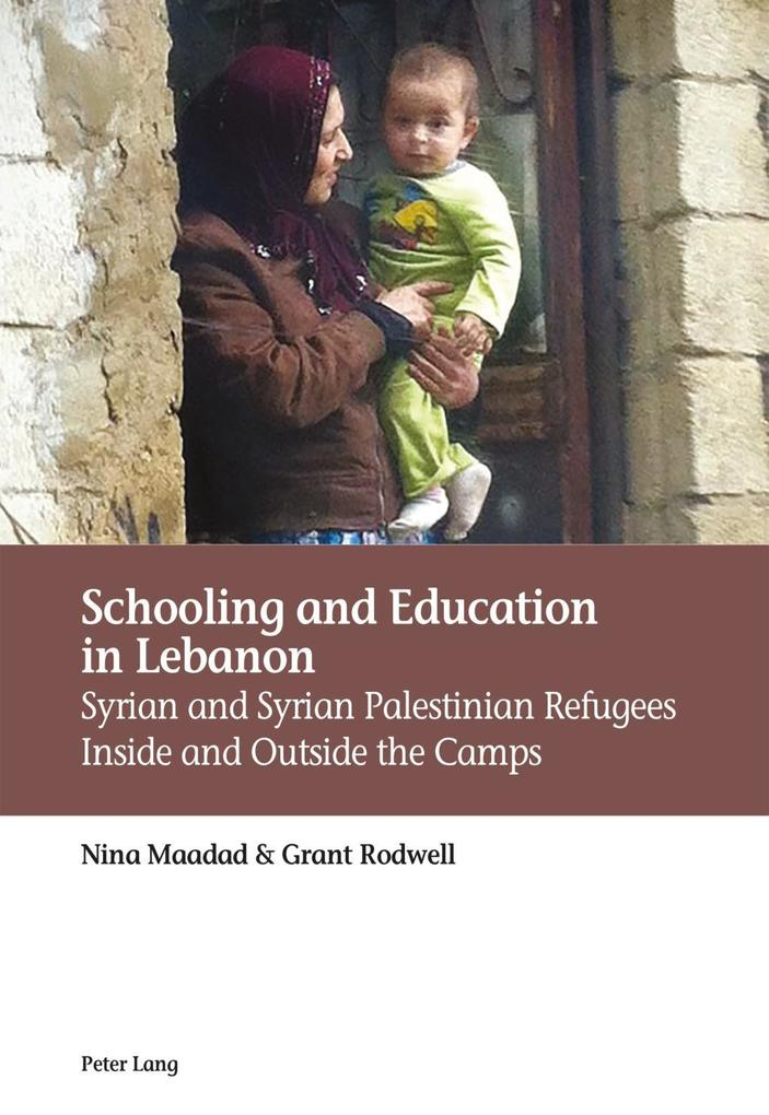 Schooling and Education in Lebanon als Taschenbuch