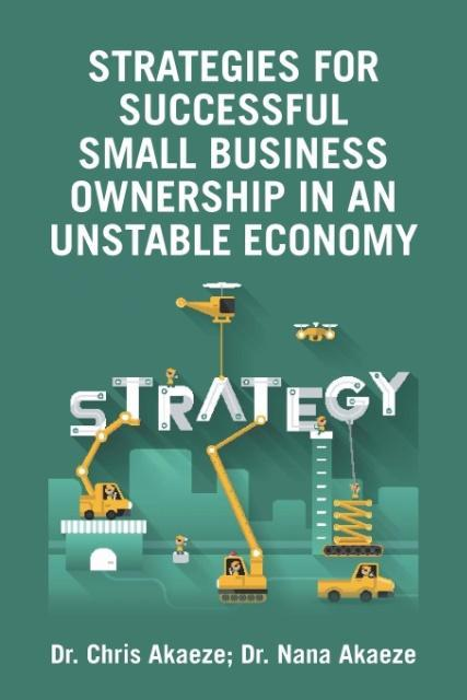 Strategies for Successful Small Business Ownership in an Unstable Economy als Taschenbuch