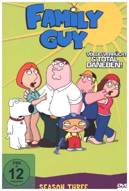 Family Guy als DVD