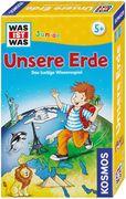 WAS IST WAS Junior - Unsere Erde (Wissensspiel)