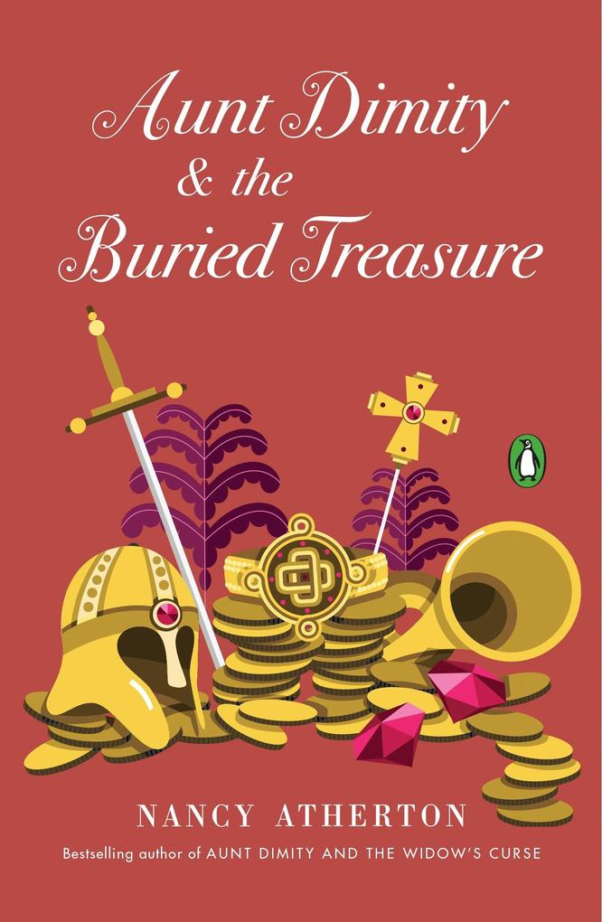 Aunt Dimity and the Buried Treasure als Taschenbuch