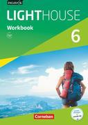 English G LIGHTHOUSE Band 6: 10. Schuljahr - Allgemeine Ausgabe - Workbook mit Audios online