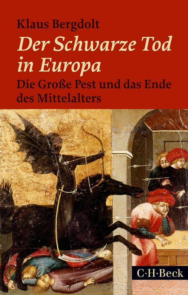 Der Schwarze Tod in Europa als eBook epub