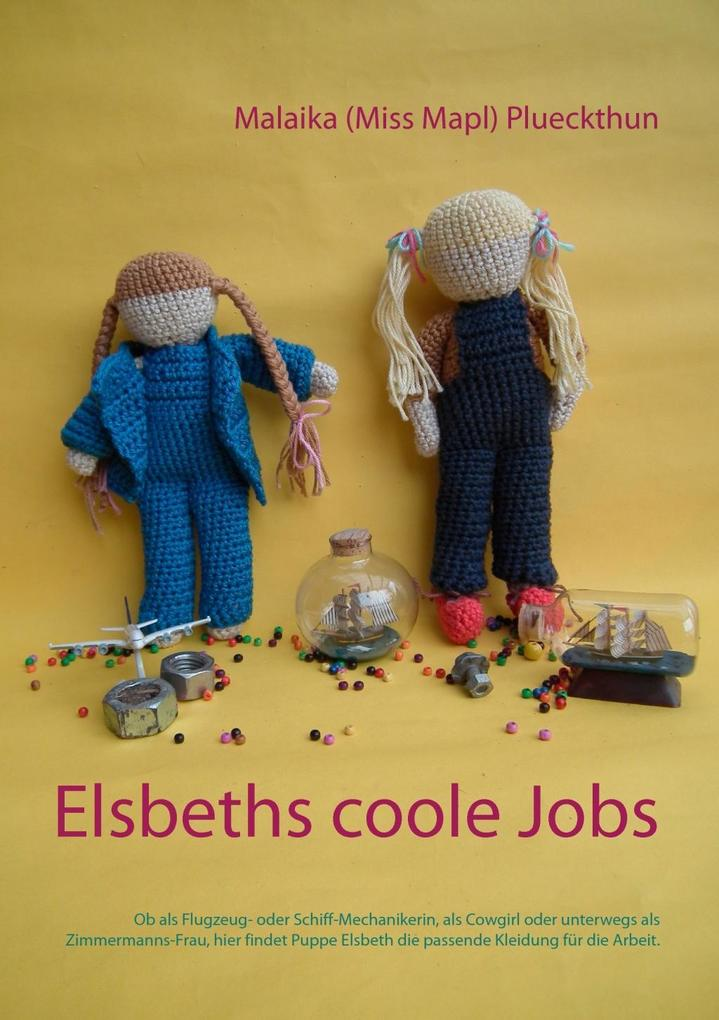 Elsbeths coole Jobs als eBook epub