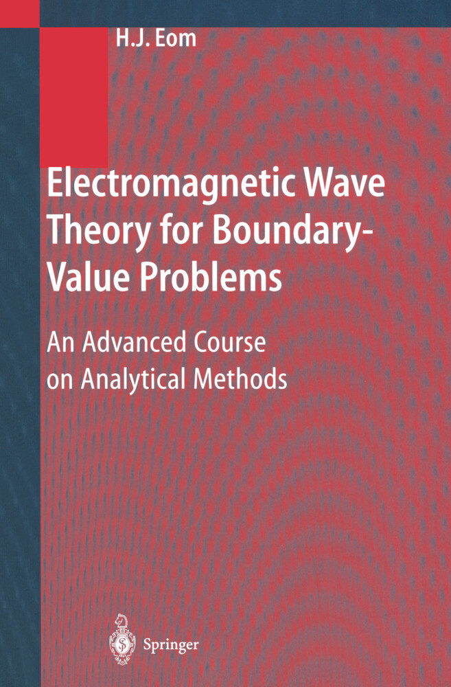 Electromagnetic Wave Theory for Boundary-Value Problems als Buch (gebunden)