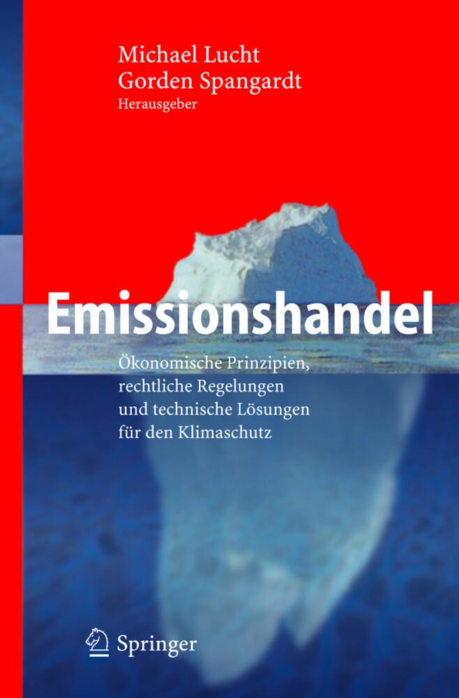 Emissionshandel als Buch (gebunden)
