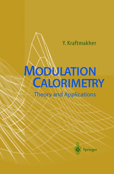 Modulation Calorimetry als Buch (gebunden)