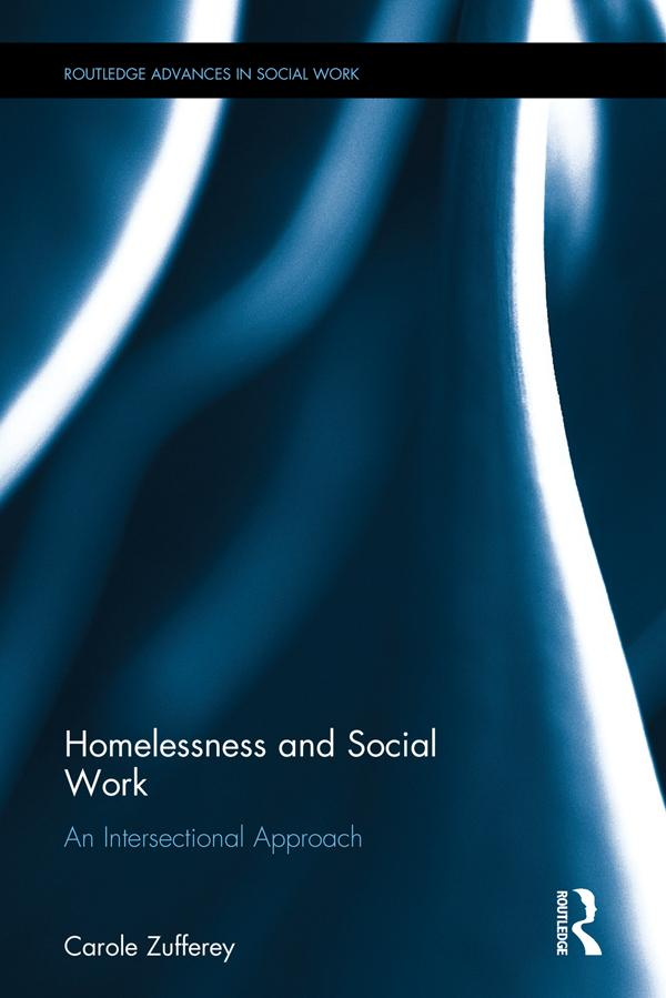 Homelessness and Social Work als eBook pdf