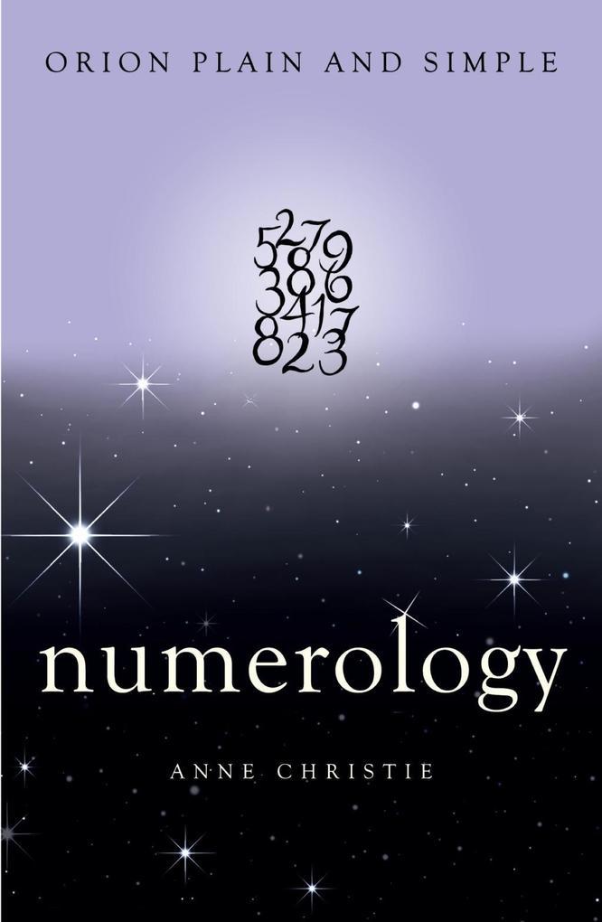Numerology, Orion Plain and Simple als eBook epub