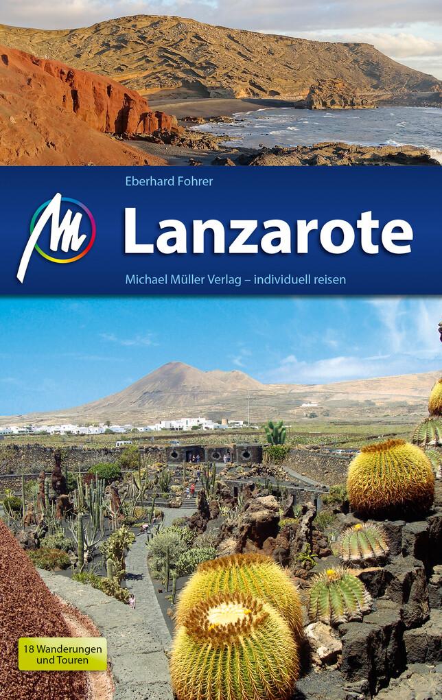 Lanzarote Reiseführer Michael Müller Verlag als eBook