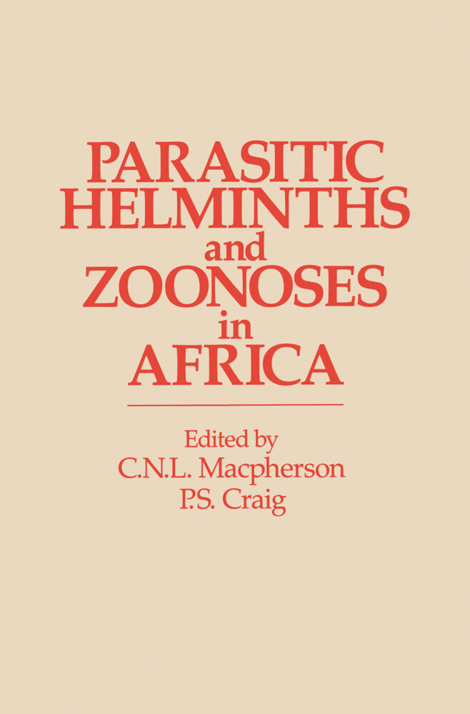 Parasitic helminths and zoonoses in Africa als Buch (gebunden)
