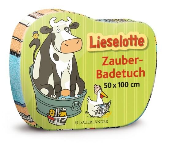 Lieselotte Zauber-Badetuch als Sonstiger Artikel
