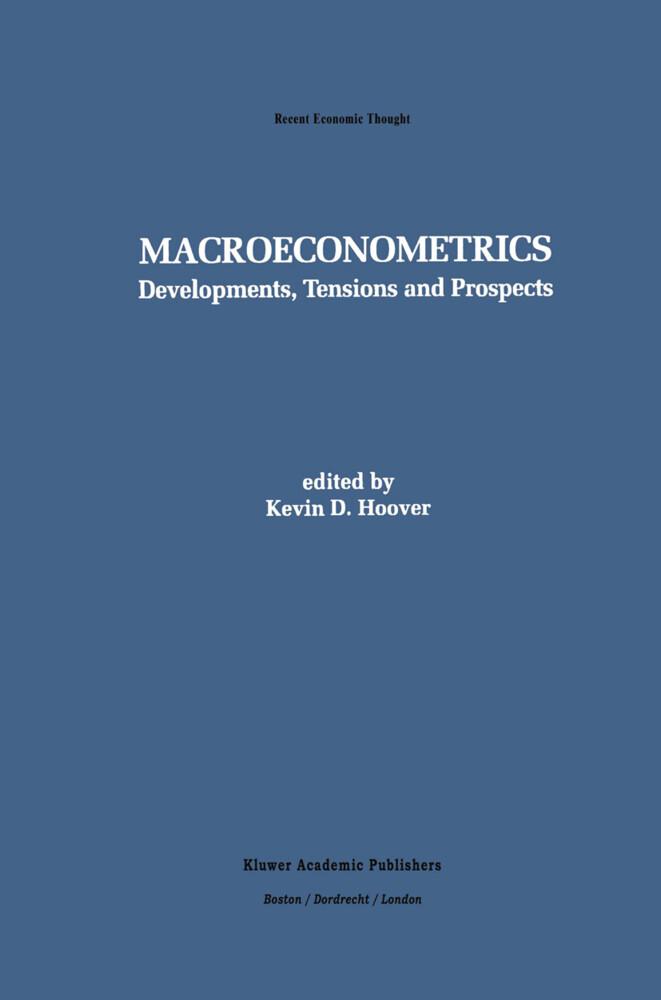 Macroeconometrics als Buch (gebunden)