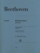 Klaviersonaten 2 br. - Urtext