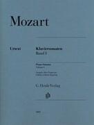 Klaviersonaten 1 br., Urtext
