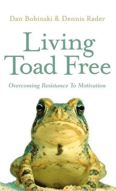 Living Toad Free als Buch (gebunden)
