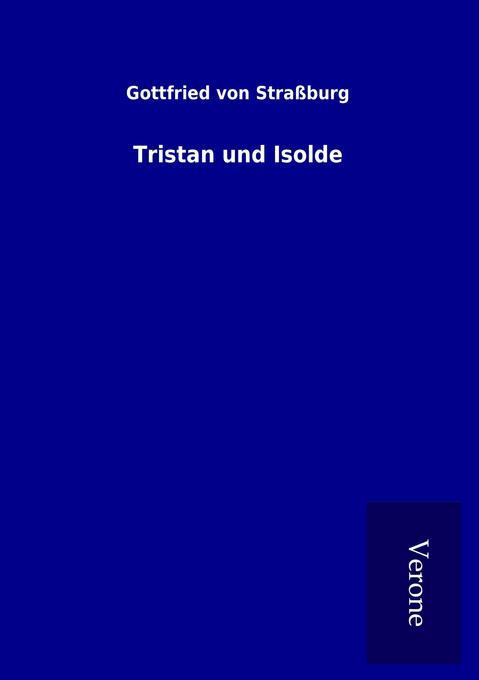 Tristan und Isolde als Buch (kartoniert)