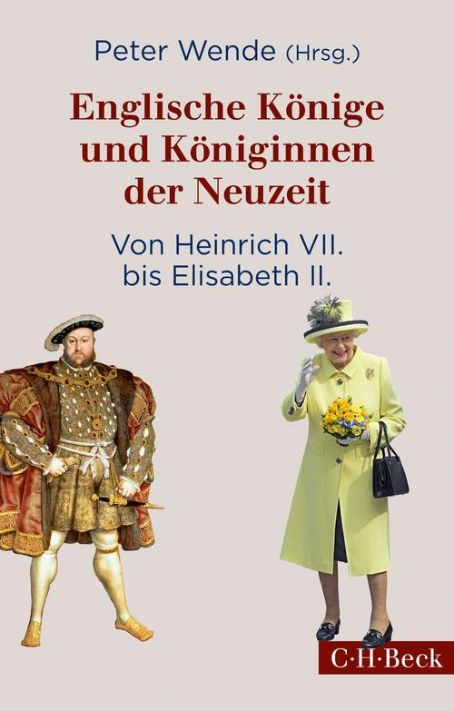 Englische Könige und Königinnen der Neuzeit als eBook epub
