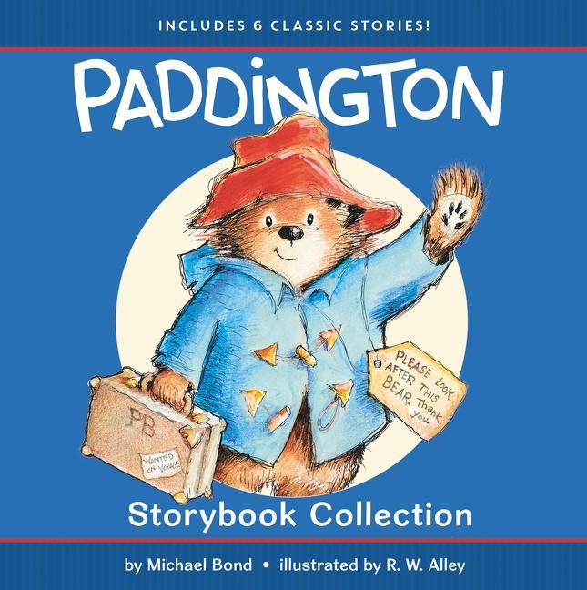 Paddington Storybook Collection: 6 Classic Stories als Buch (gebunden)