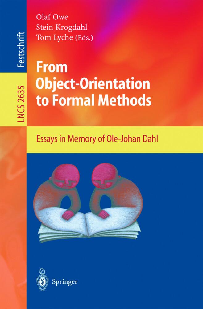 From Object-Orientation to Formal Methods als Buch (kartoniert)