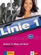 Linie 1 B1. Lehrerhandbuch