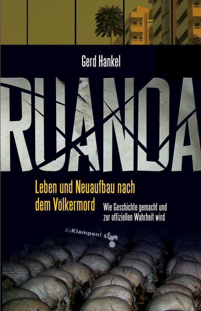Ruanda als eBook epub