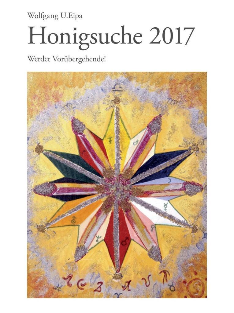 Honigsuche 2017 als eBook