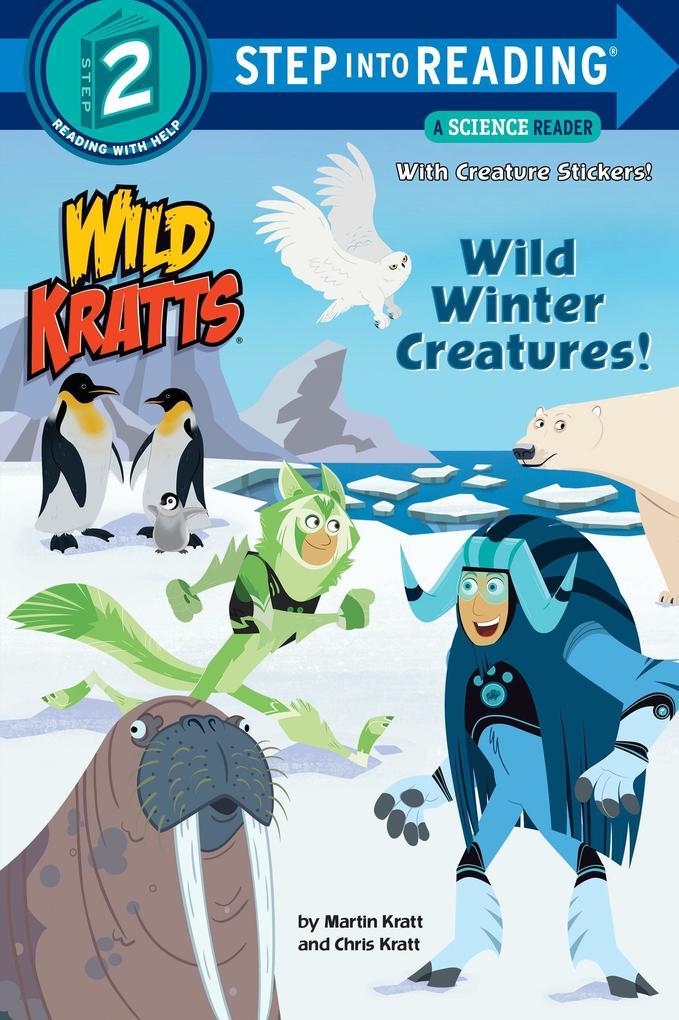 Wild Winter Creatures! (Wild Kratts) als Taschenbuch