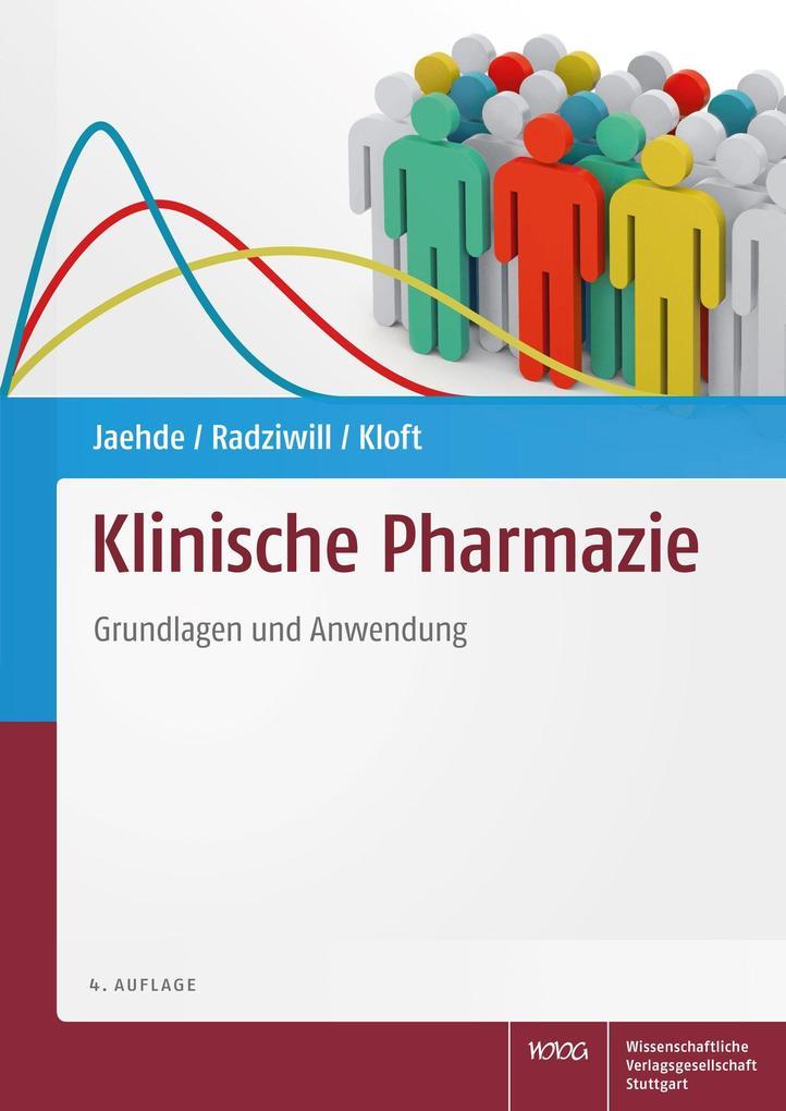 Klinische Pharmazie als Buch (gebunden)