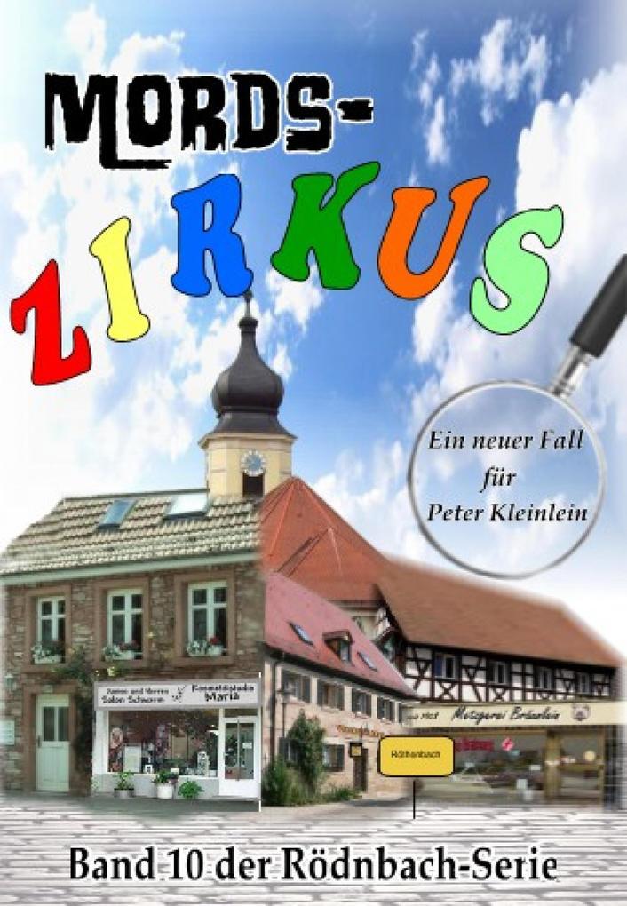 Mords-Zirkus als eBook epub