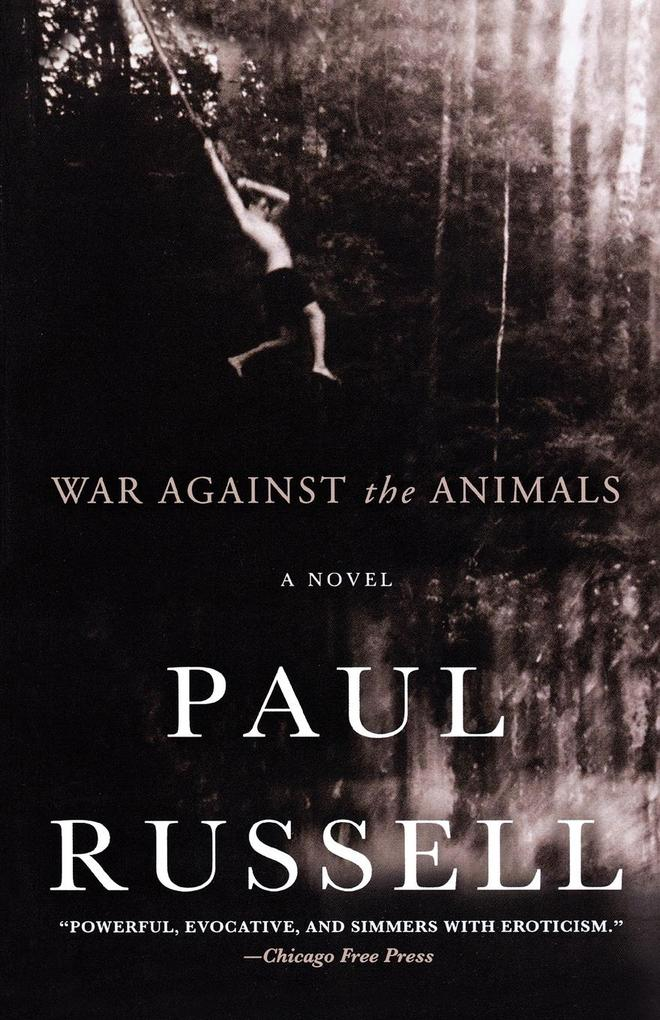 War Against the Animals als Taschenbuch