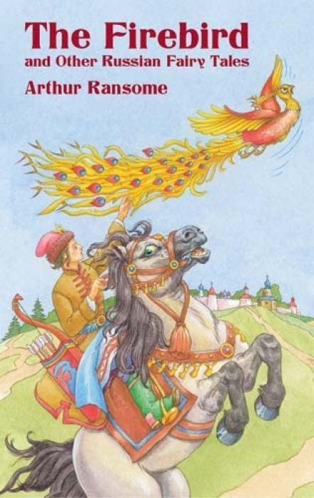 The Firebird and Other Russian Fairy Tales als Taschenbuch