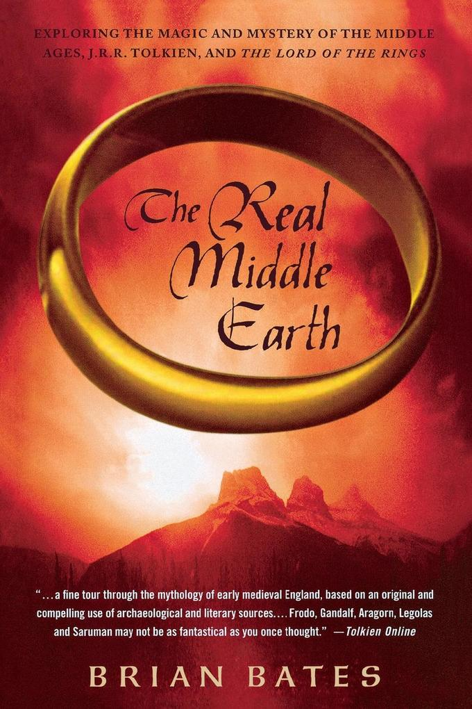 The Real Middle Earth als Buch (kartoniert)