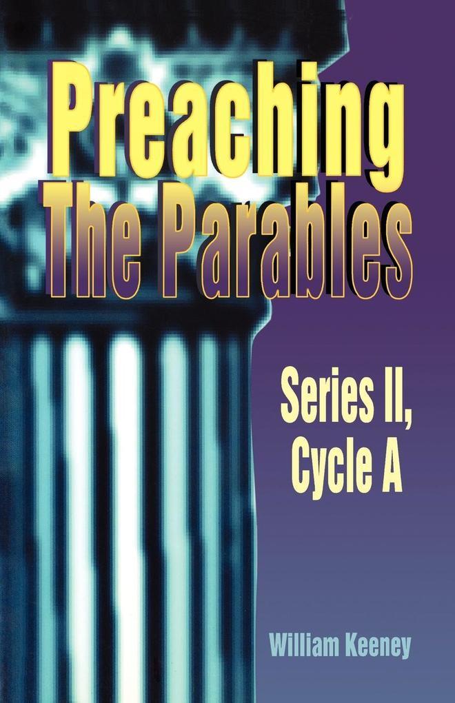 Preaching the Parables als Taschenbuch