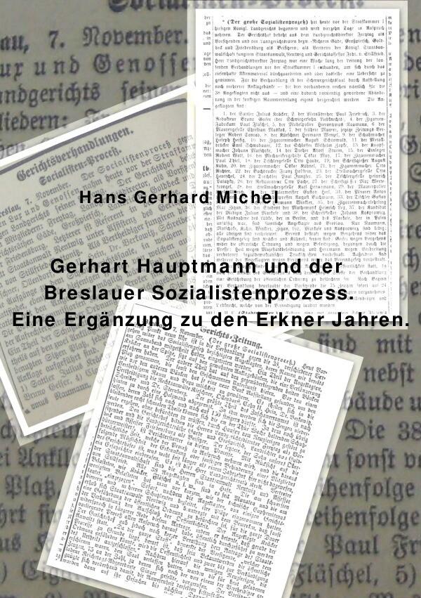 Gerhart Hauptmann und der Breslauer Sozialistenprozess als Buch (kartoniert)