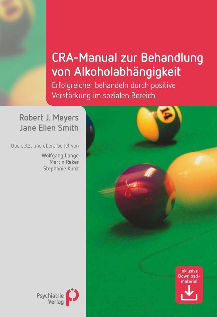 CRA-Manual zur Behandlung von Alkoholabhängigkeit als eBook pdf