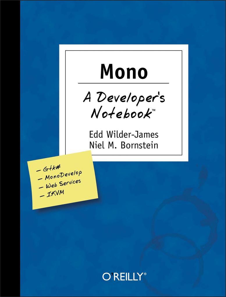 Mono als Buch (kartoniert)