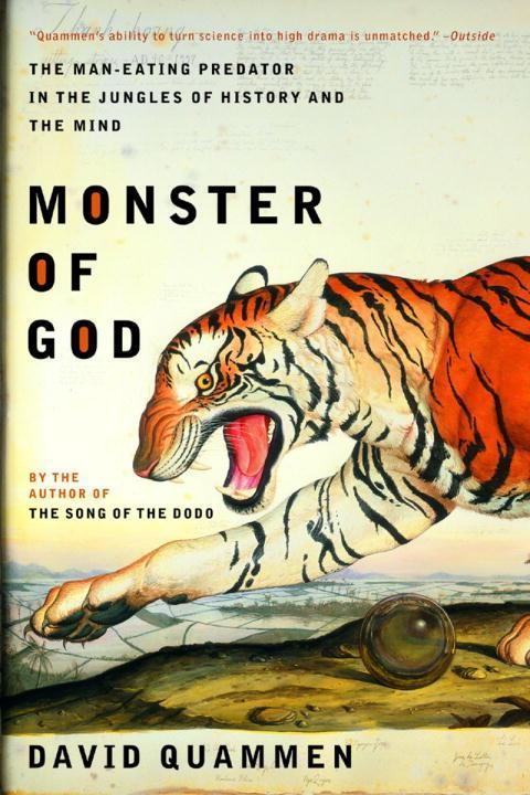 Monster of God: The Man-Eating Predator in the Jungles of History and the Mind als Taschenbuch