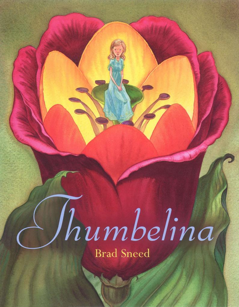 Thumbelina als Buch (gebunden)