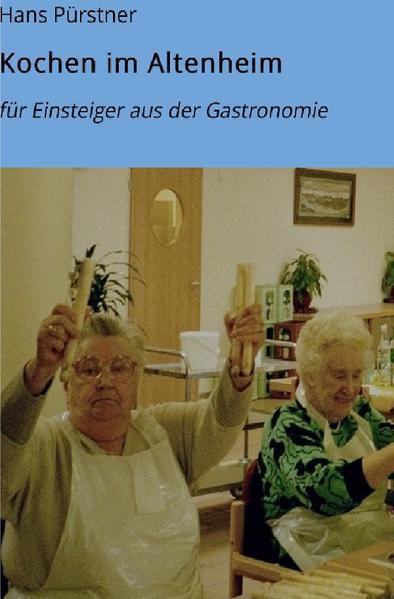 Kochen im Altenheim als Buch (kartoniert)