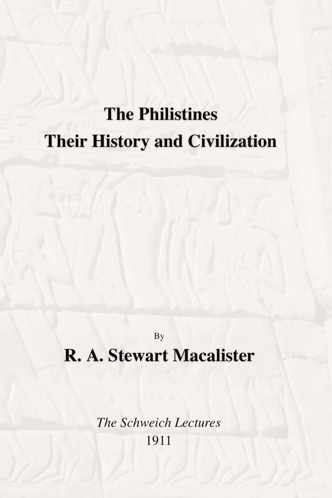 Philistines als Taschenbuch